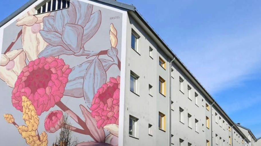 Norvegia Streetart